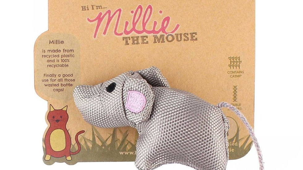 Becothings Millie Mouse Cat Toy