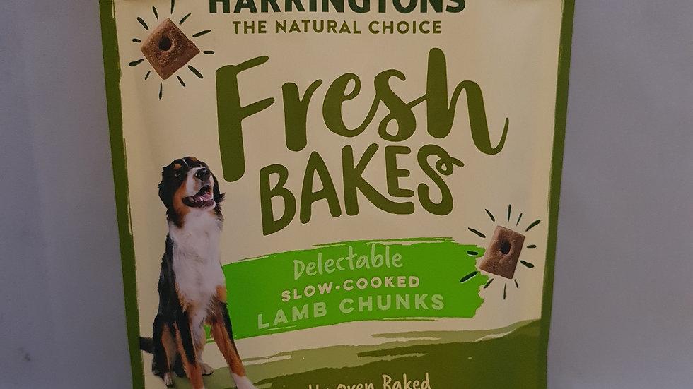 Harringtons Fresh bakes Lamb Chunks