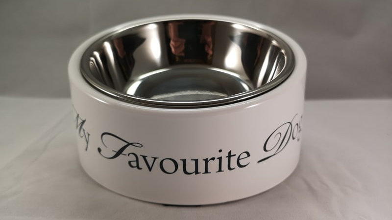 """My Favourite Dog"" Bowl"