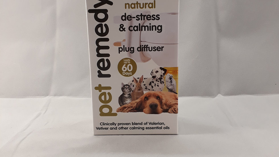 Pet Remedy Plug in Diffuser