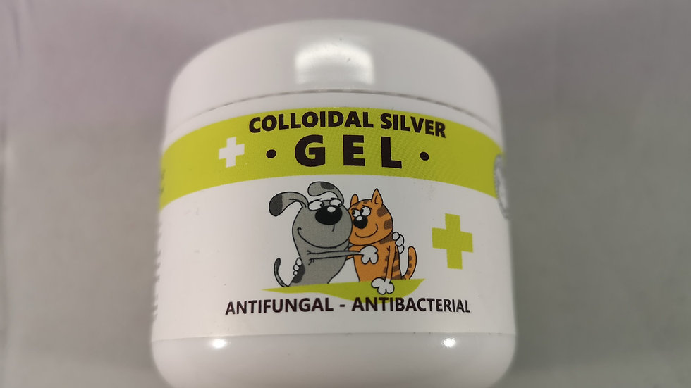 Colloidal Silver Gel for Pets 100ml