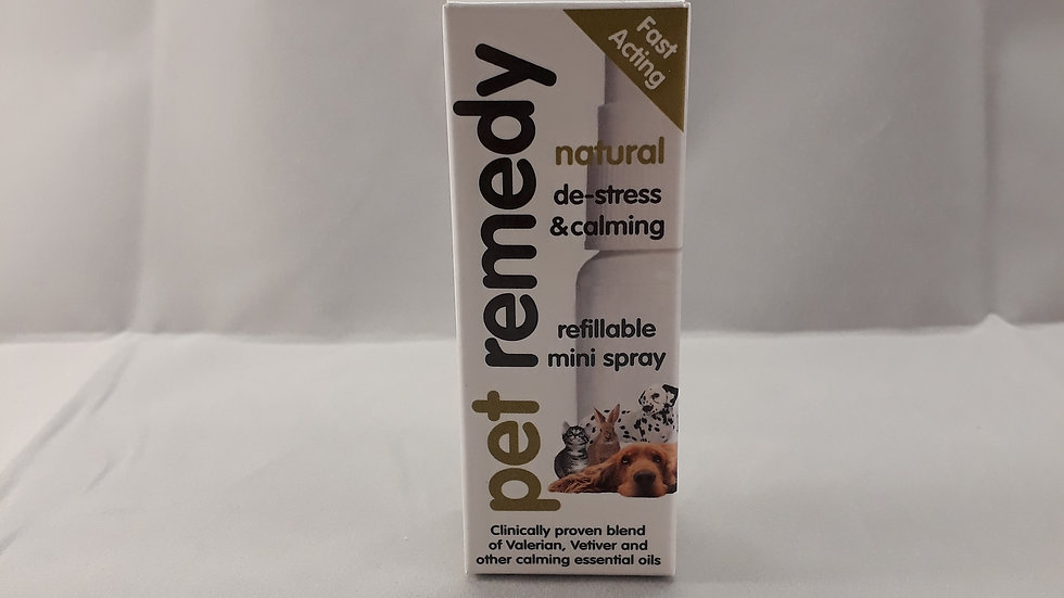 Pet Remedy Calming Spray Mini