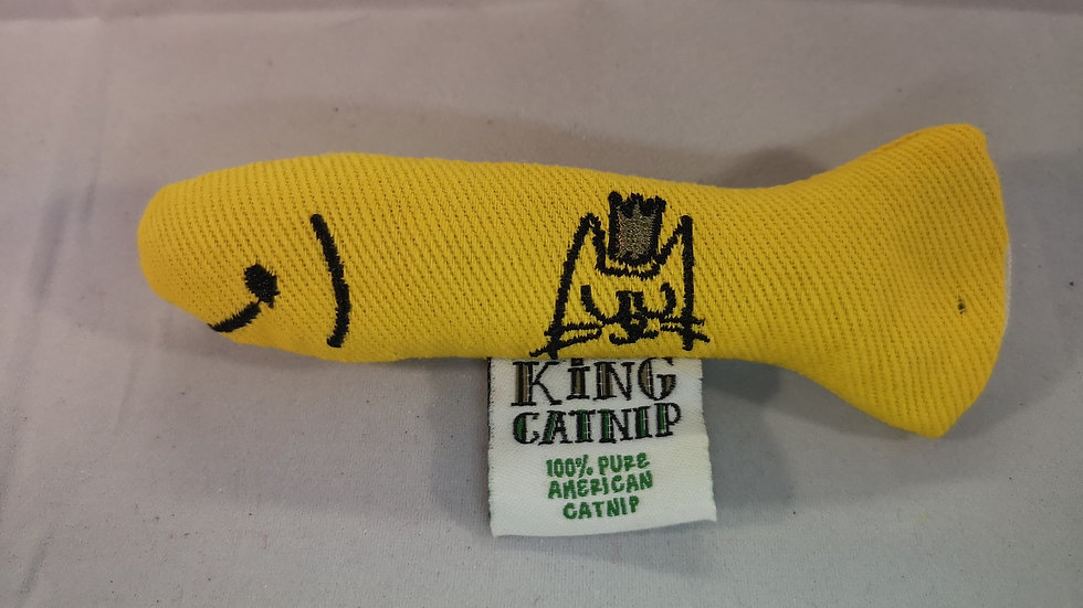King Catnip Sprat Refillable Cat Toy