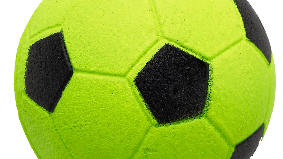 Neon Sponge Rubber Ball
