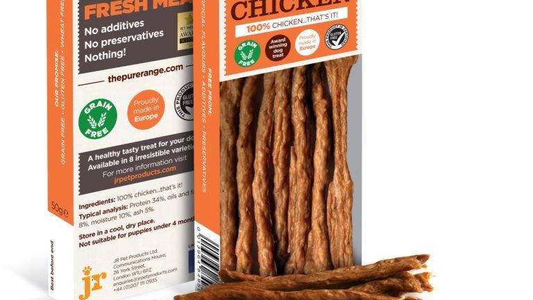 Jr Pet Products Pure Chicken Sticks 50g