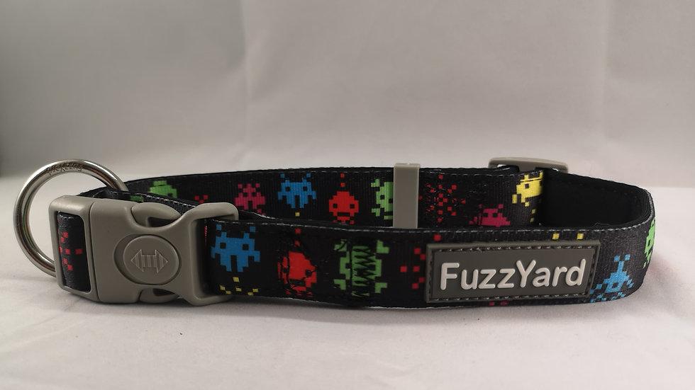 Fuzzyard Space Raiders Dog Collar