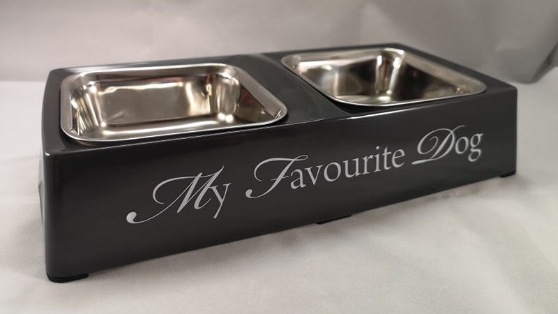 """""""My Favourite Dog"""" Double Diner"""