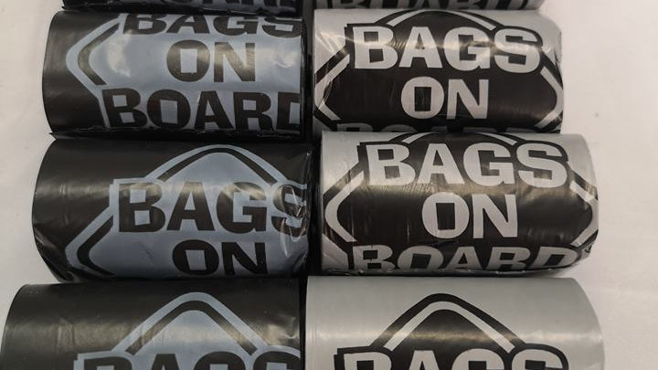 Bags on Board Refill Poop Bags 120s