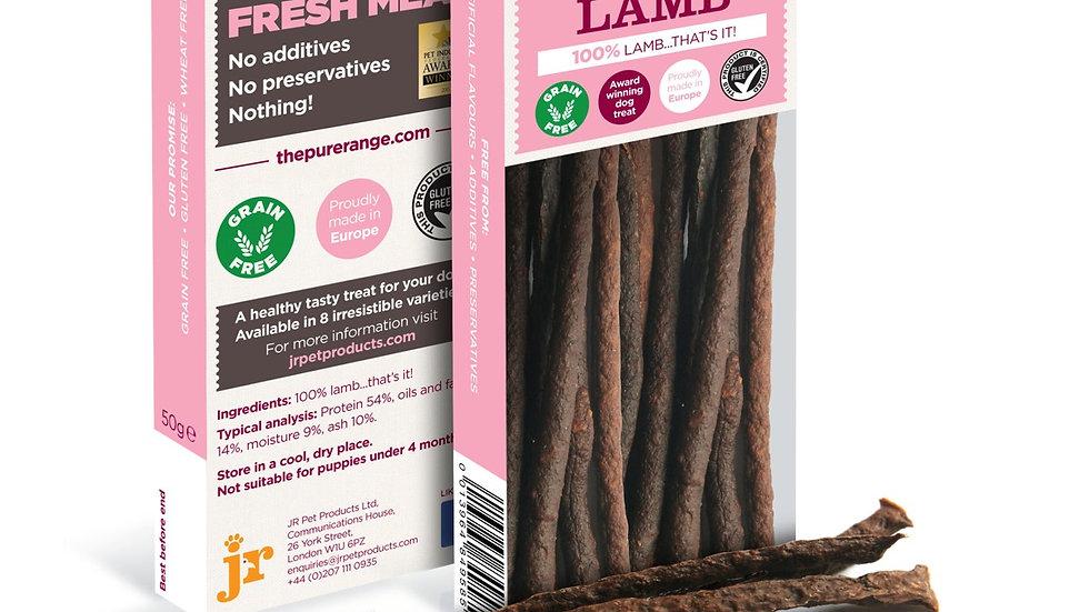 Jr Pet Products Pure Lamb Sticks 50g