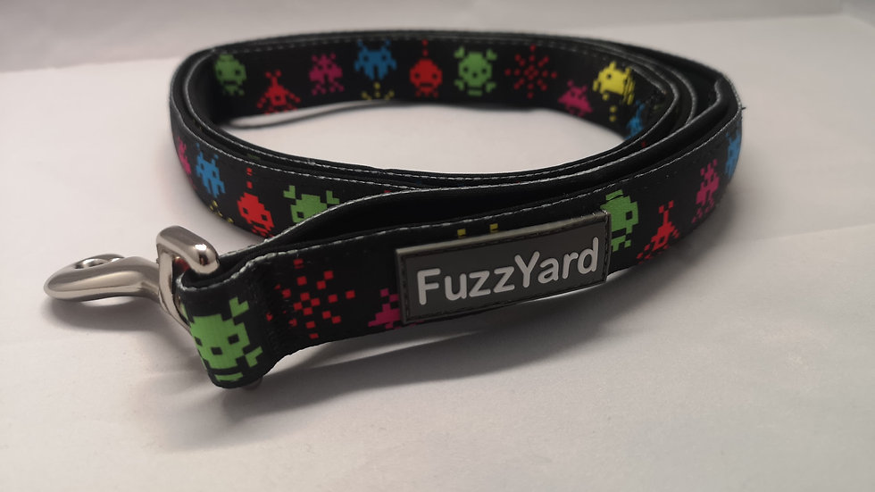 Fuzzyard Space Raiders Dog Lead