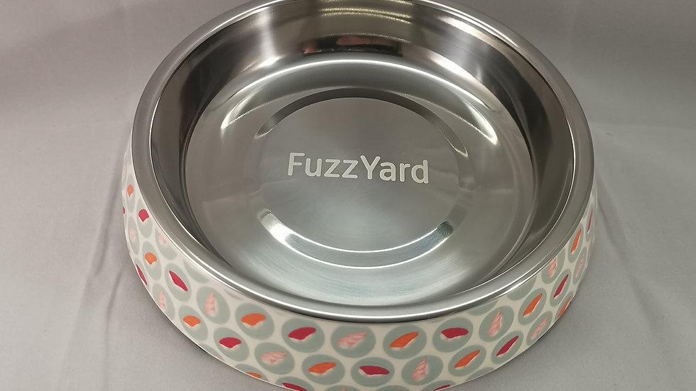 Fuzzyard Sushi Design Melamine Cat Bowl