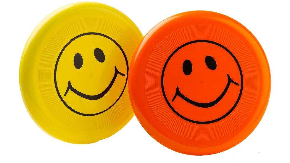 Smiley Frisbee