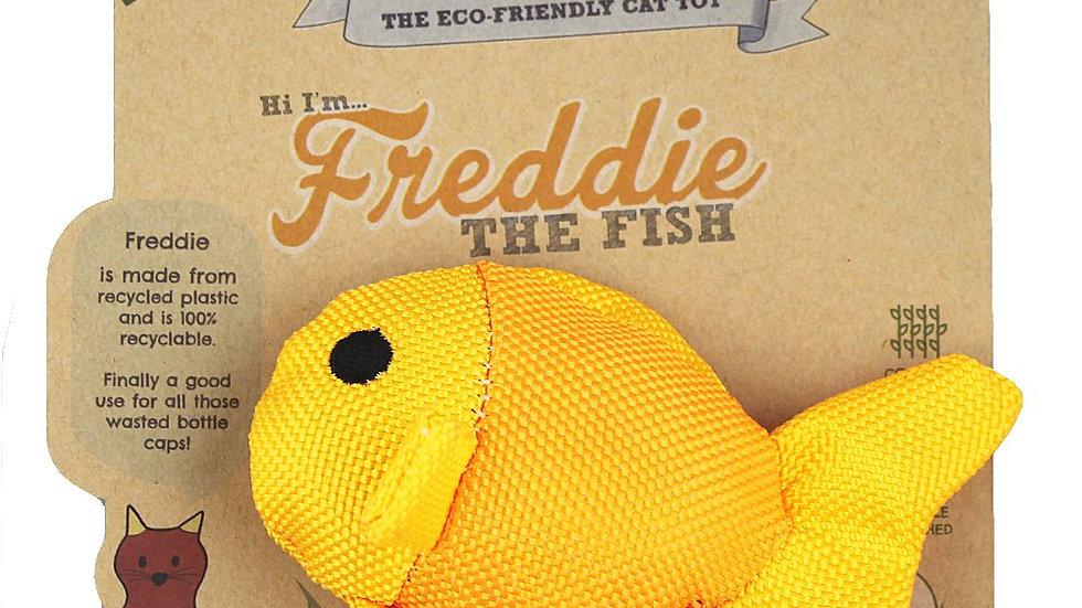 Becothings Freddie Fish Cat Toy