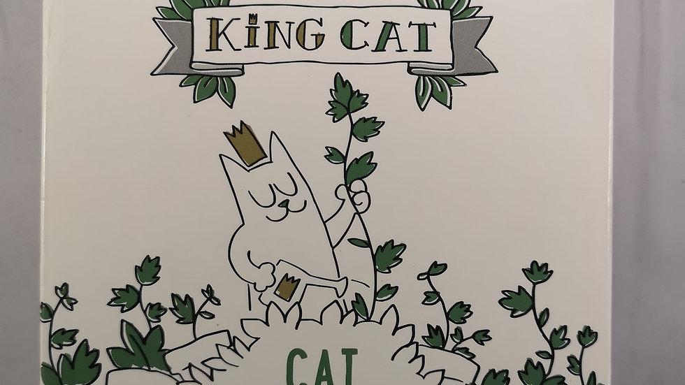 King Catnip GYO Cat Garden