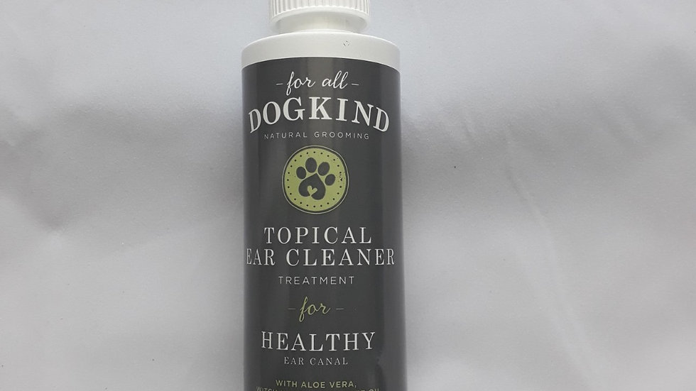 For All dog Kind Topical Ear Cleaner for Dogs and Cats