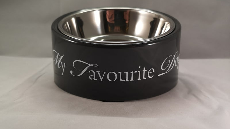 """My Favourite Dog""Bowl"