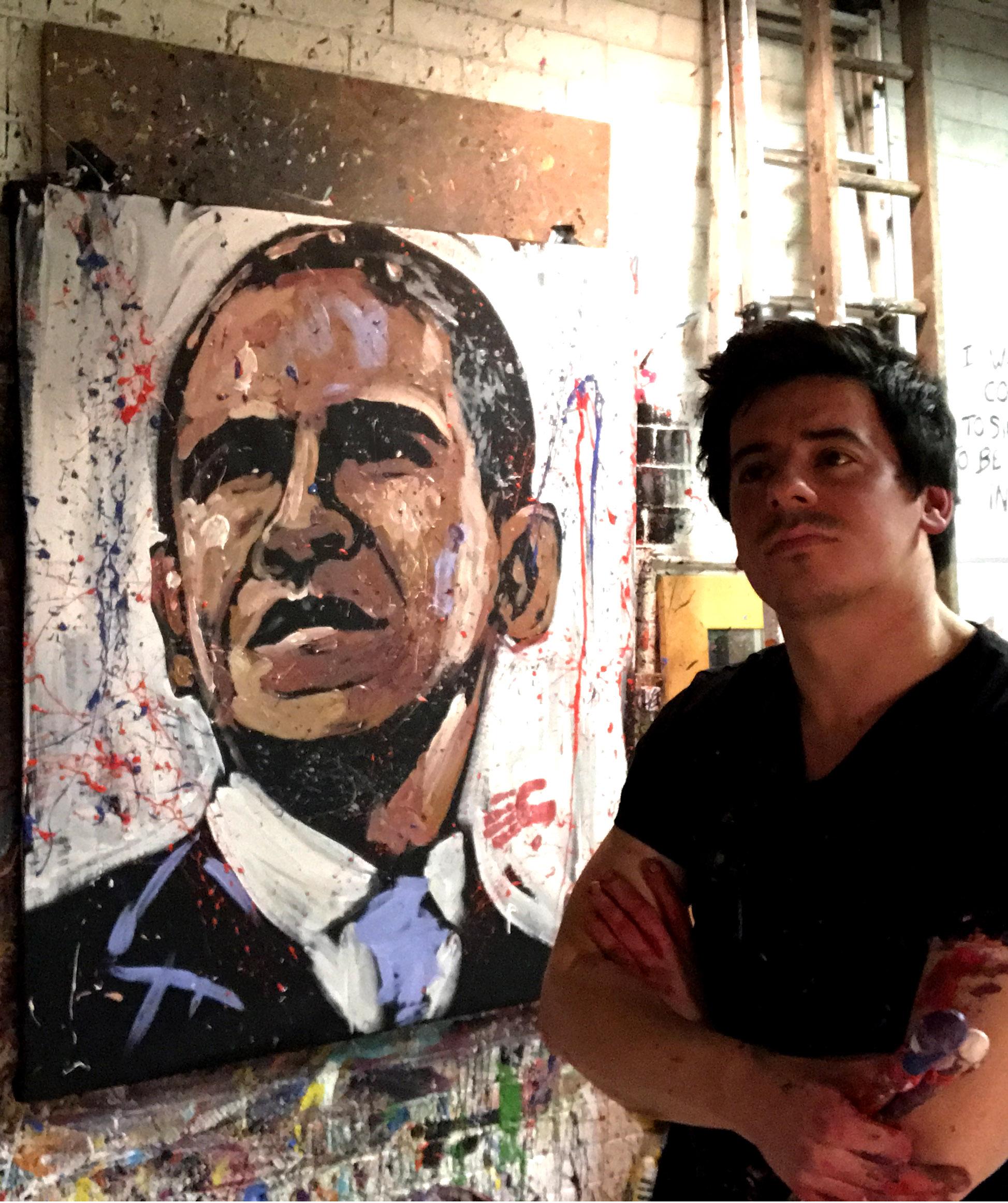 'Obama' Facebook Live