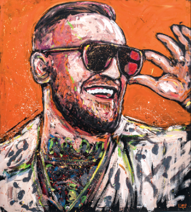 'COMOR McGREGOR 'FASHION' (HIGH QUALITY PRINT)
