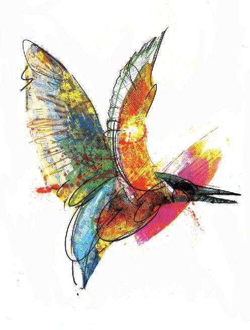 "'Kingfisher' 8"" X 10"" PRINT"