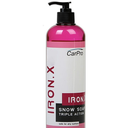 Iron.X Snow Soap