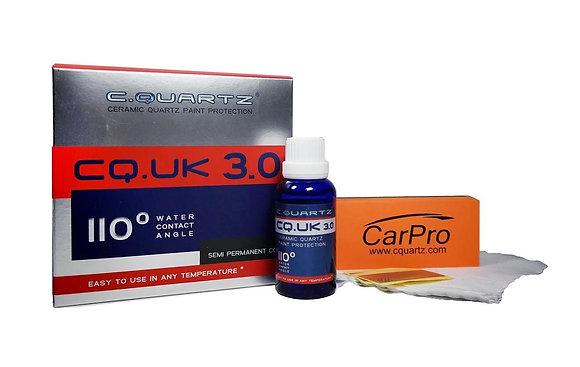 CQuartz UK 3.0 Kit