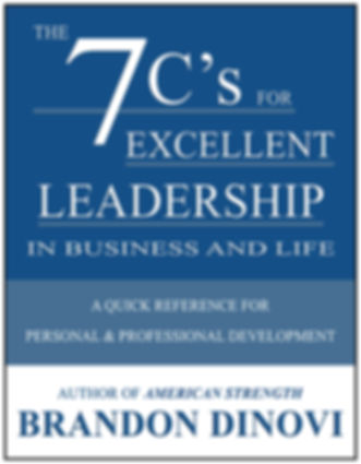 The 7 C's for Excellent Leadership in Business and Life