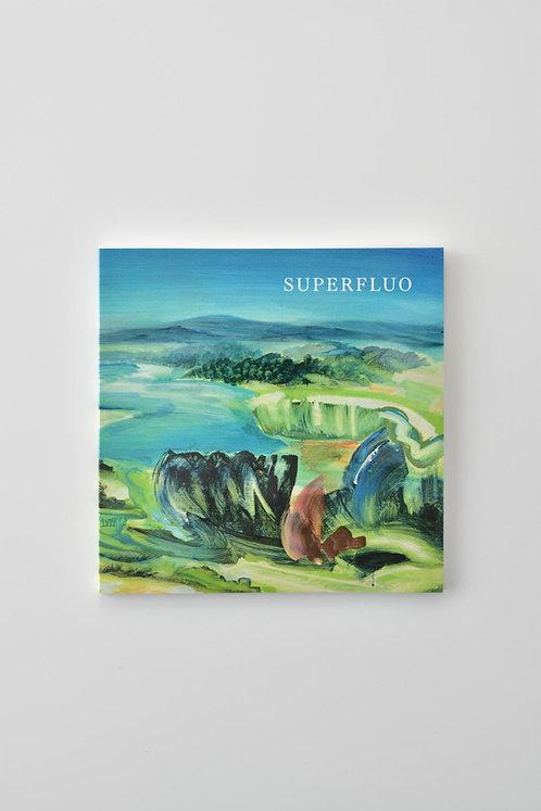 ミニ個展図録『SUPERFLUO』