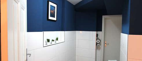 Badezimmer 1 von 2