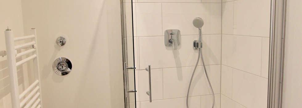 Eines der 3 Badezimmer