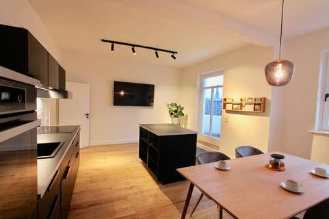 Essbereich / Dining room Superior Innercity Loft