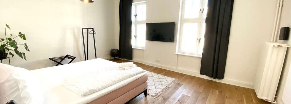 Luxury City Centre Executive Apartment