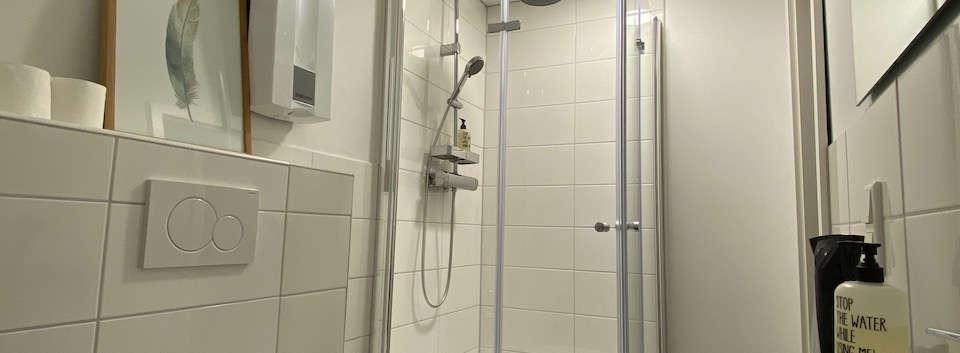 Badezimmeransicht