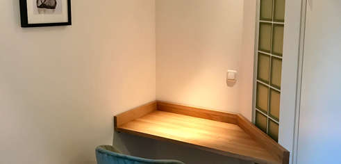 Schreibtisch im Schlafzimmer 2