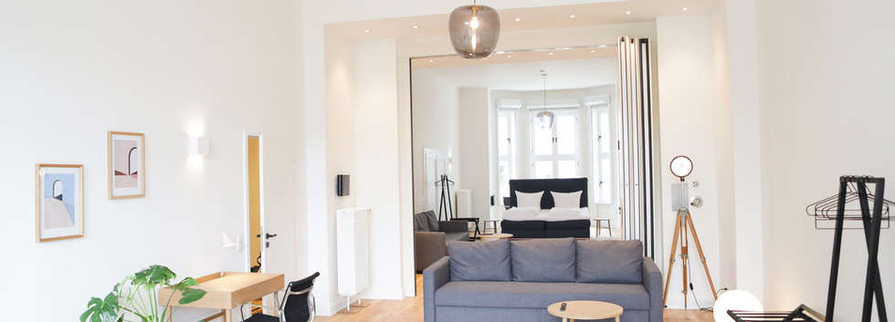 Luxury City Centre Apartment with Terrace