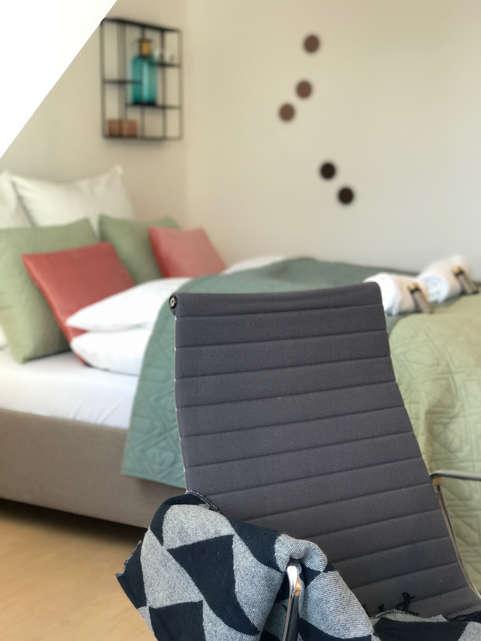 Schlafzimmer / Bedroom City Loft am Park