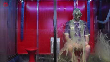 The Danger Zone : Christmas 2020 : Harry : Roulette