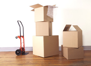 The work that goes into moving
