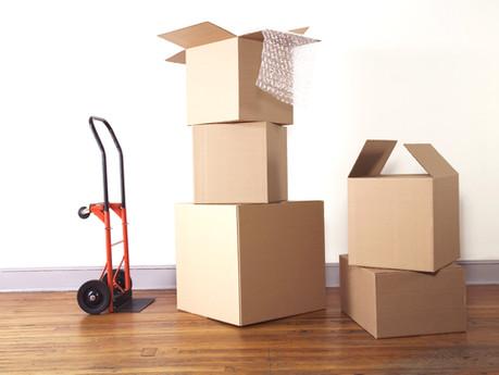 כמה עצות איך לעבור דירה בצורה מסודרת