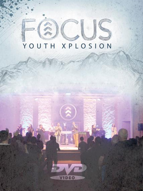 FOCUS: Youth Xplosion with Rev. Cortt Chavis DVD Set (2016)