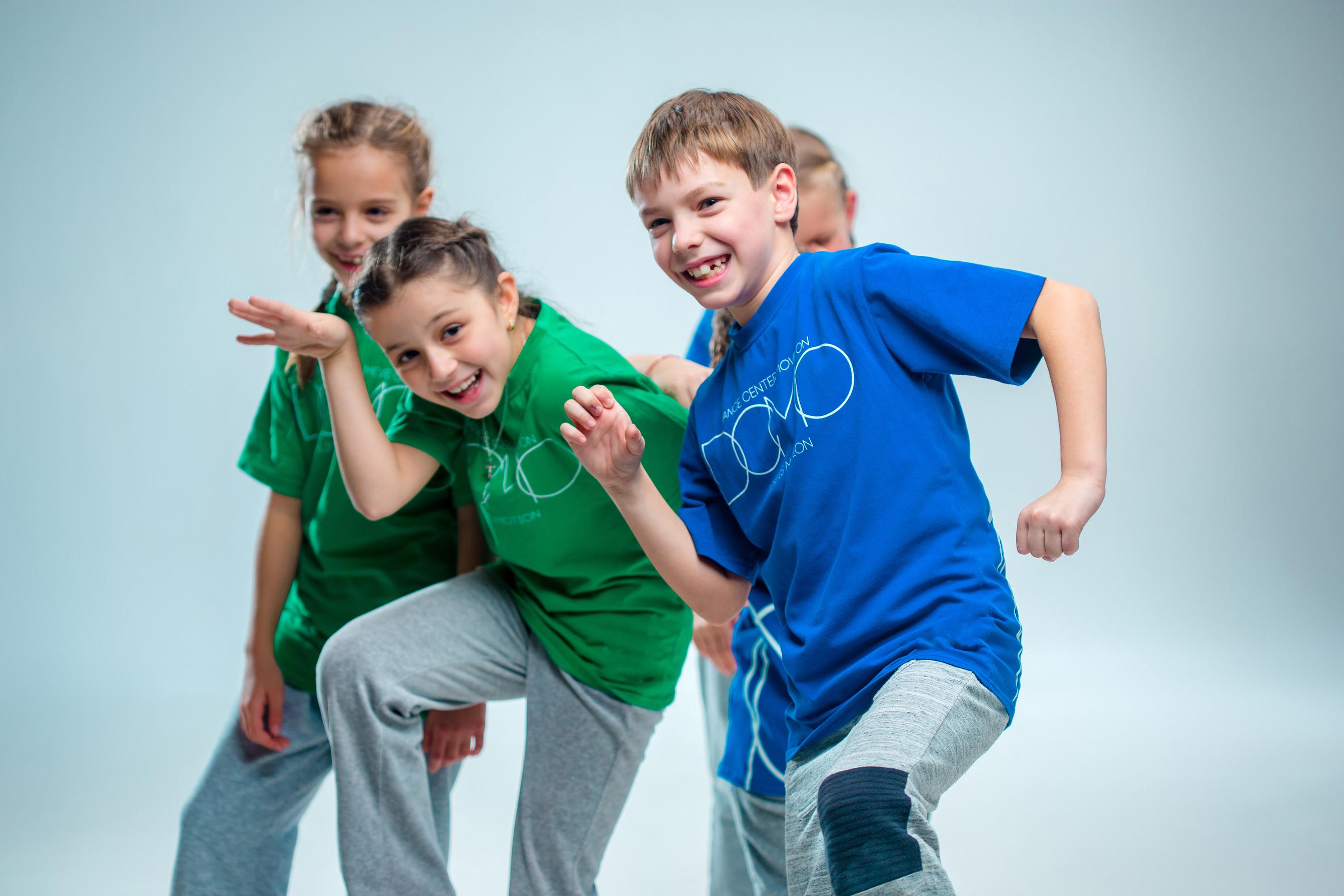 Childrens Junior Street Dance