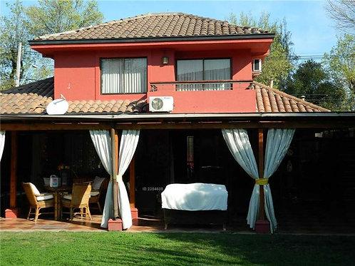 Hermosa casa Huechuraba/Pedro Fontova. 9800 UF
