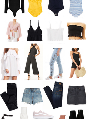 Going-Out Wardrobe Essentials
