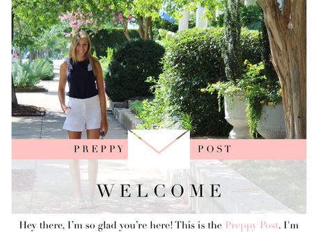 Preppy Post 💌 Make Sure to Subscribe!