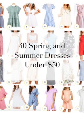 40 Sundresses Under $50