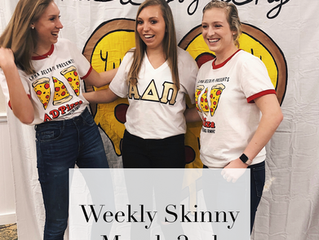 Weekly Skinny: March 2nd