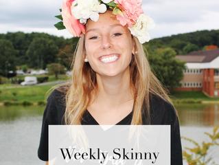 Weekly Skinny: September 14th