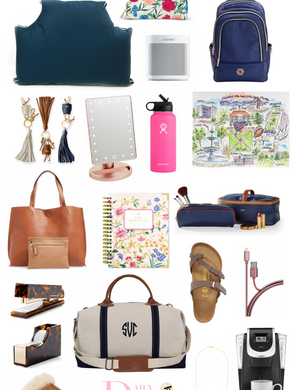 Gift Guide for the Grad