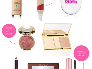 My Go-To Makeup Products