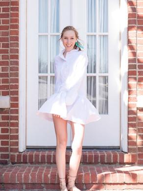 The Best White Dress for Spring