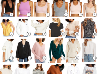 NSale 2020: Clothing You NEED